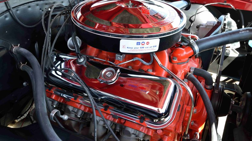1966 Chevrolet Chevelle SS Convertible 396/360 HP, 4-Speed presented as lot F42 at Monterey, CA 2013 - image7