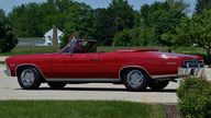 1966 Chevrolet Chevelle SS Convertible 396/360 HP, 4-Speed presented as lot F42 at Monterey, CA 2013 - thumbail image11