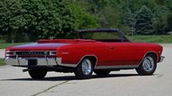 1966 Chevrolet Chevelle SS Convertible 396/360 HP, 4-Speed presented as lot F42 at Monterey, CA 2013 - thumbail image3