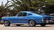 1968 Ford Mustang GT Fastback 390/320 HP, 4-Speed presented as lot F43 at Monterey, CA 2013 - thumbail image3