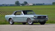 1965 Ford Mustang Convertible K-Code 289/271 HP, 4-Speed presented as lot F58 at Monterey, CA 2013 - thumbail image10