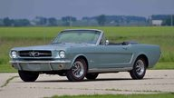 1965 Ford Mustang Convertible K-Code 289/271 HP, 4-Speed presented as lot F58 at Monterey, CA 2013 - thumbail image12