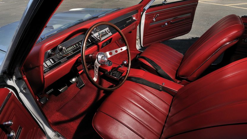 1966 Chevrolet Chevelle SS 396/350 HP, 4-Speed presented as lot F61 at Monterey, CA 2013 - image4