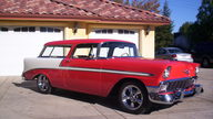 1956 Chevrolet Nomad Wagon 350 CI, Automatic presented as lot F66 at Monterey, CA 2013 - thumbail image6