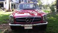 1967 Mercedes-Benz 250SL Pagoda Rare 2+2 Seating presented as lot F72 at Monterey, CA 2013 - thumbail image6