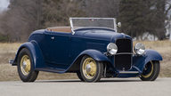 1932 Ford Roadster Tri-Power Flathead V-8 presented as lot F86 at Monterey, CA 2013 - thumbail image3