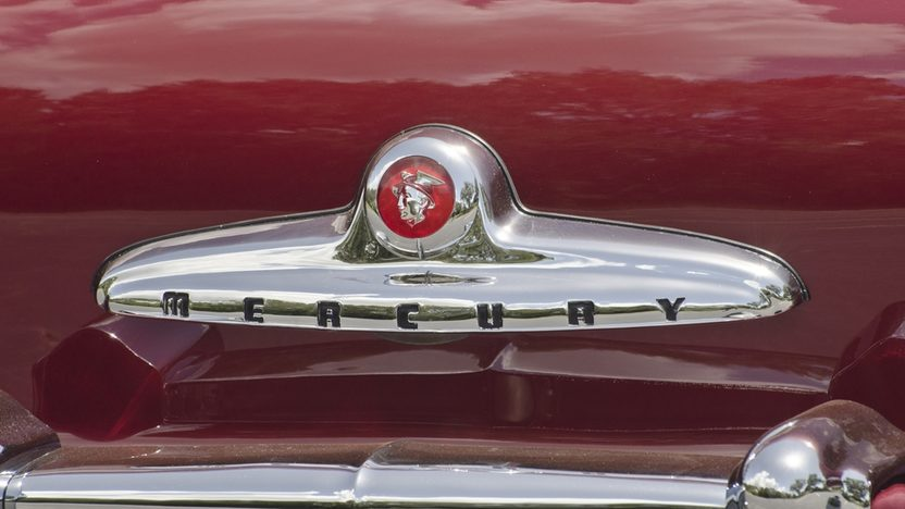 1949 Mercury Coupe Flathead V-8, Lake Pipes presented as lot F97 at Monterey, CA 2013 - image10