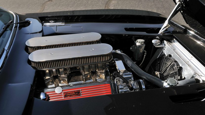 1969 Chevrolet Camaro Convertible 565/650 HP, 5-Speed presented as lot F104 at Monterey, CA 2013 - image7
