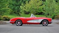 1959 Chevrolet Corvette Resto Mod LS2/400 HP, 6-Speed presented as lot F110 at Monterey, CA 2013 - thumbail image2