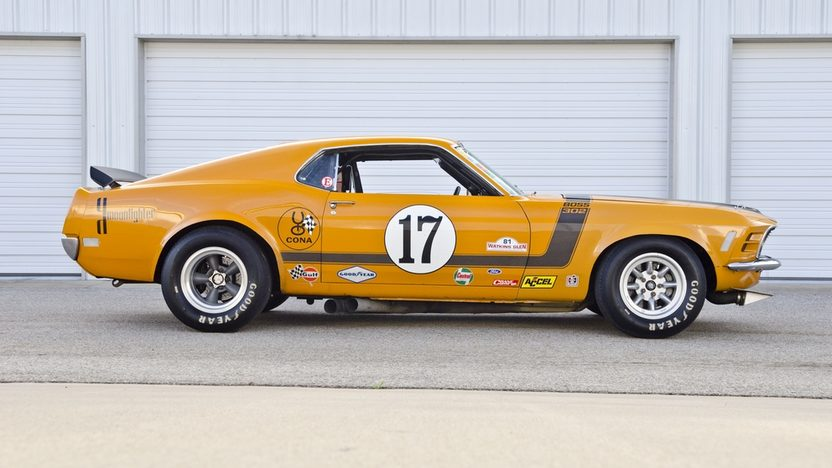 1970 Ford Boss 302 Kar Kraft Trans Am Racer Well Documented Kar Kraft Prototype presented as lot F127 at Monterey, CA 2013 - image3