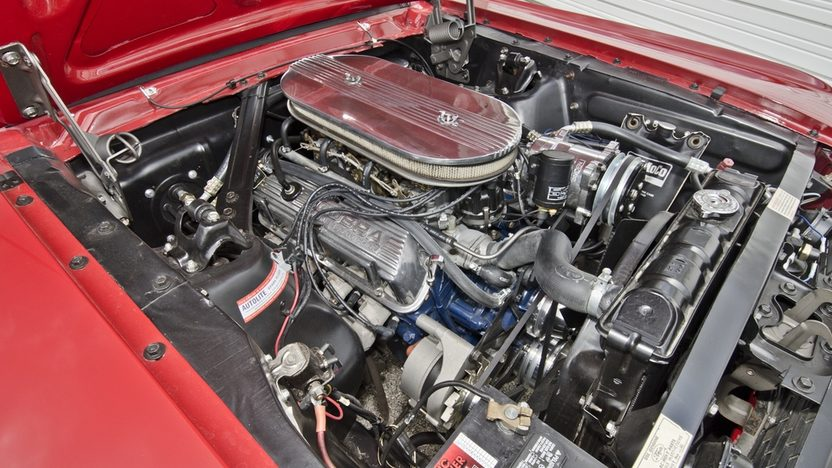 1966 Ford Mustang GT Fastback K-Code 289/271 HP, 4-Speed presented as lot F130 at Monterey, CA 2013 - image8