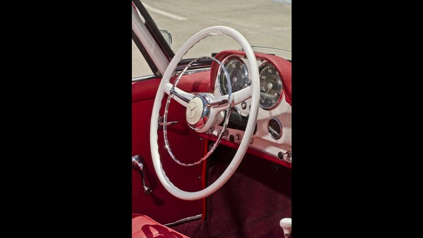1958 Mercedes-Benz 190SL Roadster Same Owner for Three Decades presented as lot F131 at Monterey, CA 2013 - image6
