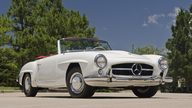 1958 Mercedes-Benz 190SL Roadster Same Owner for Three Decades presented as lot F131 at Monterey, CA 2013 - thumbail image12