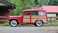 1957 Willys Jeep 6-226 Wagon Recent Restoration presented as lot F132 at Monterey, CA 2013 - thumbail image2