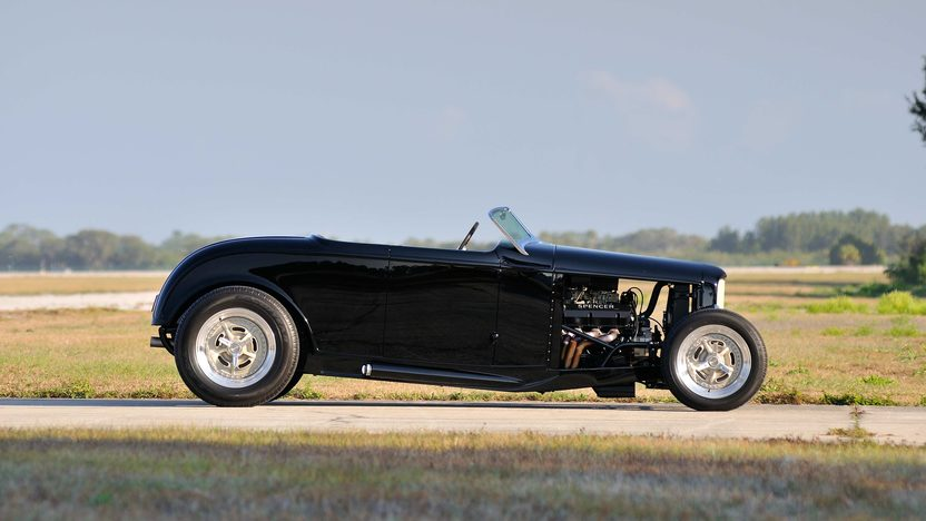 1932 Ford Hi-Boy Roadster 'Spencer II' Two-Time AMBR Class Winner presented as lot F133 at Monterey, CA 2013 - image2
