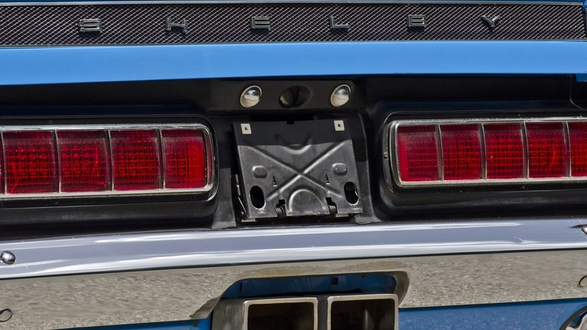 1970 Ford Mustang Convertible GT350 Replica 5.0L, Automatic presented as lot F60.1 at Monterey, CA 2013 - image10