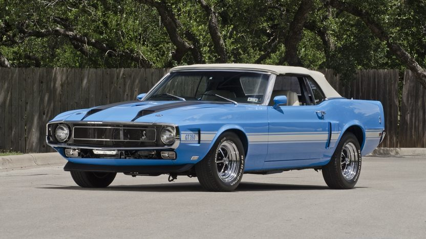 1970 Ford Mustang Convertible GT350 Replica 5.0L, Automatic presented as lot F60.1 at Monterey, CA 2013 - image11