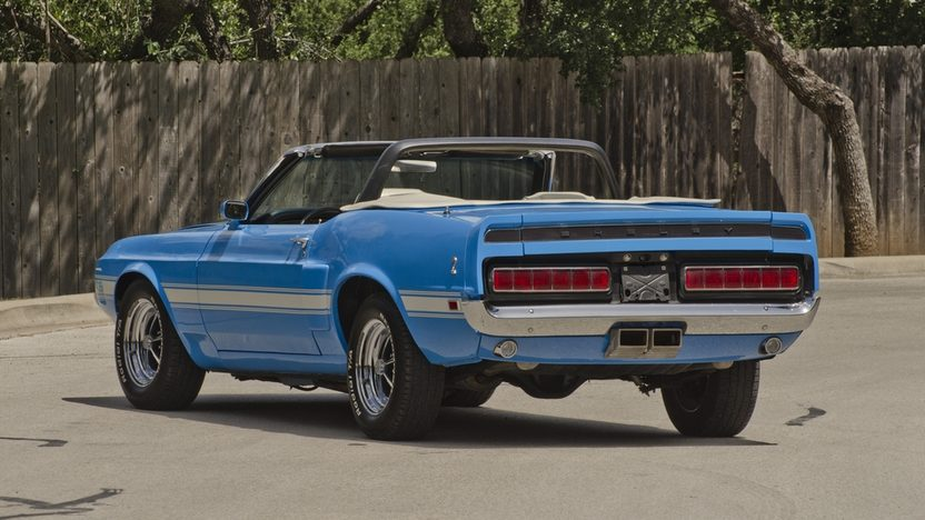 1970 Ford Mustang Convertible GT350 Replica 5.0L, Automatic presented as lot F60.1 at Monterey, CA 2013 - image12