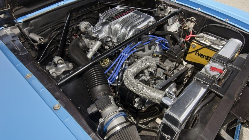 1970 Ford Mustang Convertible GT350 Replica 5.0L, Automatic presented as lot F60.1 at Monterey, CA 2013 - image7