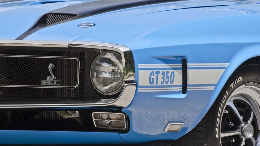 1970 Ford Mustang Convertible GT350 Replica 5.0L, Automatic presented as lot F60.1 at Monterey, CA 2013 - image9