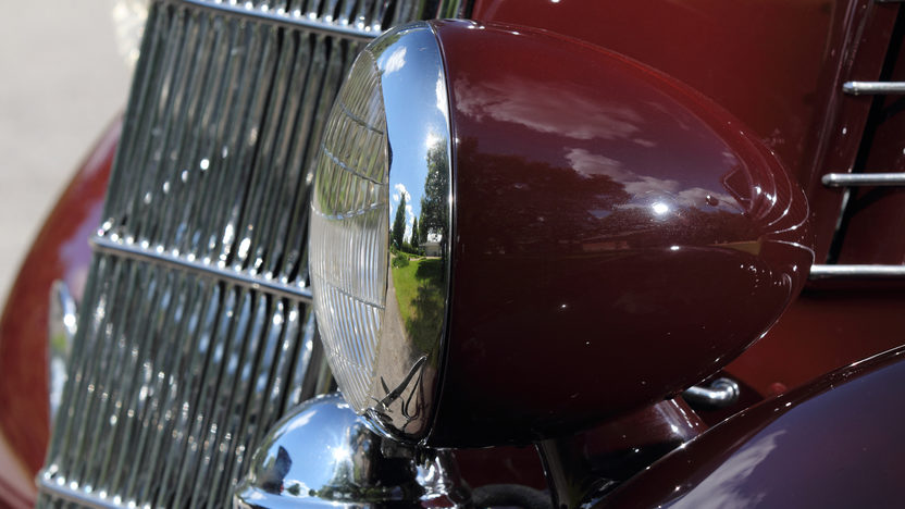 1935 Ford 5 Window Coupe Flathead V-8, Rumble Seat presented as lot F138 at Monterey, CA 2013 - image10