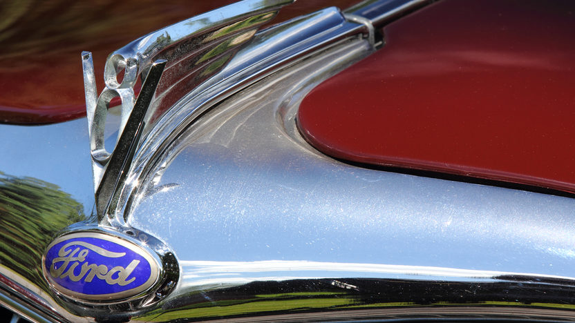 1935 Ford 5 Window Coupe Flathead V-8, Rumble Seat presented as lot F138 at Monterey, CA 2013 - image11