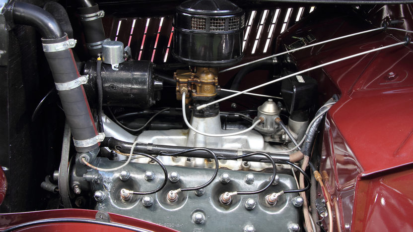 1935 Ford 5 Window Coupe Flathead V-8, Rumble Seat presented as lot F138 at Monterey, CA 2013 - image7