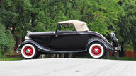 1934 Ford Deluxe Cabriolet Flathead V-8, Rumble Seat presented as lot F139 at Monterey, CA 2013 - thumbail image2