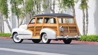 1947 Oldsmobile Woody Wagon 238 CI, One Owner Until 2006 presented as lot F147 at Monterey, CA 2013 - thumbail image3