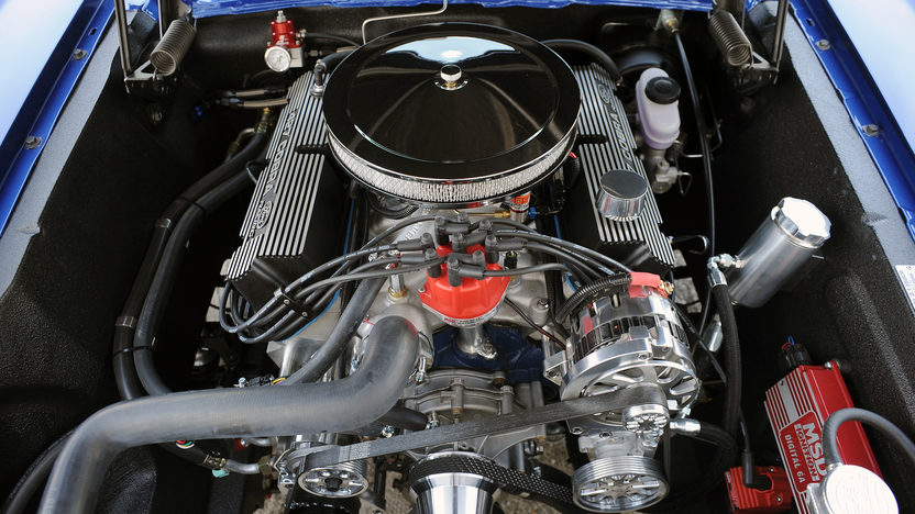 1965 Ford Shelby GT350CR Prototype 427/545 HP, Built Under Shelby License presented as lot F165 at Monterey, CA 2013 - image9