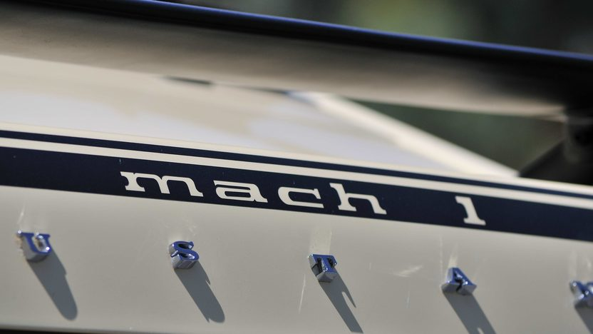 1969 Ford Mustang Mach 1 Fastback 428 CJ, Original Build Sheet presented as lot F168 at Monterey, CA 2013 - image10