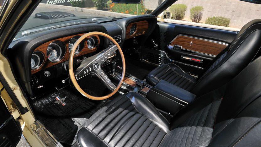 1969 Ford Mustang Mach 1 Fastback 428 CJ, Original Build Sheet presented as lot F168 at Monterey, CA 2013 - image4