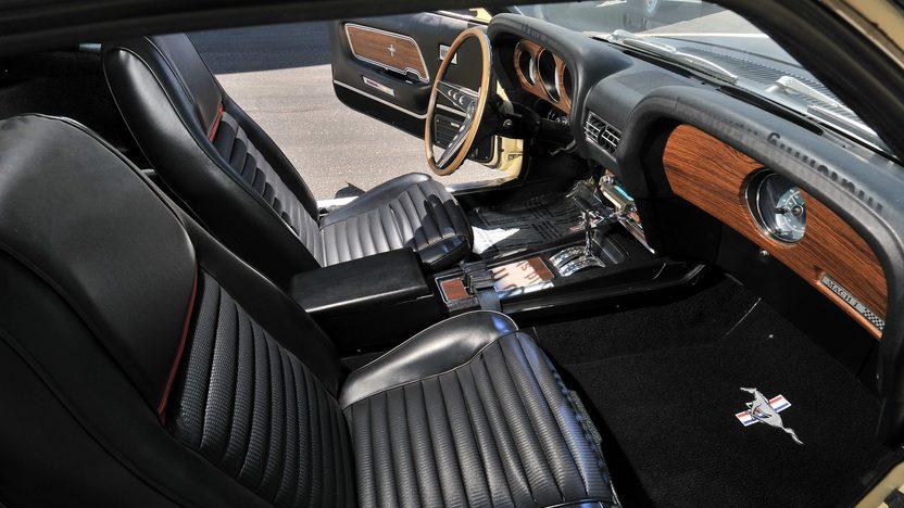 1969 Ford Mustang Mach 1 Fastback 428 CJ, Original Build Sheet presented as lot F168 at Monterey, CA 2013 - image5