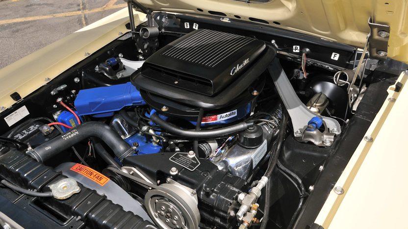 1969 Ford Mustang Mach 1 Fastback 428 CJ, Original Build Sheet presented as lot F168 at Monterey, CA 2013 - image7