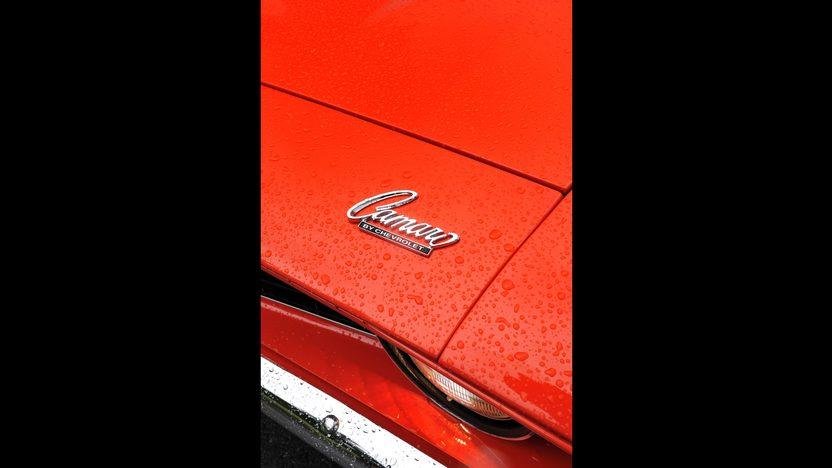 1969 Chevrolet Camaro COPO Replica 454 CI, 4-Speed presented as lot F170 at Monterey, CA 2013 - image10
