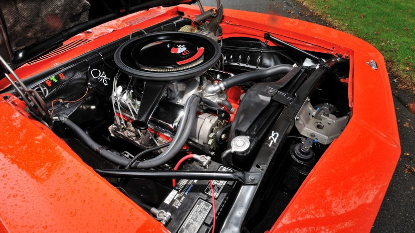 1969 Chevrolet Camaro COPO Replica 454 CI, 4-Speed presented as lot F170 at Monterey, CA 2013 - image7