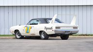 1970 Plymouth Superbird Raced in NASCAR by Roger McCluskey presented as lot F171 at Monterey, CA 2013 - thumbail image3