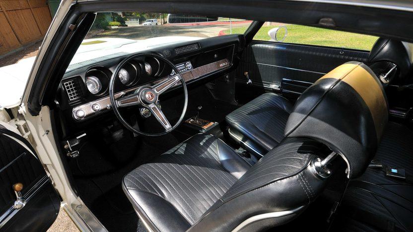 1969 Oldsmobile Hurst 442 455 HO, #211 of 912 Built presented as lot F179 at Monterey, CA 2013 - image4