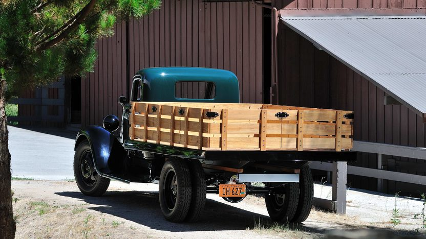 1934 Dodge Flat Bed Pickup 218 CI, 4-Speed, Body-off Restoration presented as lot F184 at Monterey, CA 2013 - image3