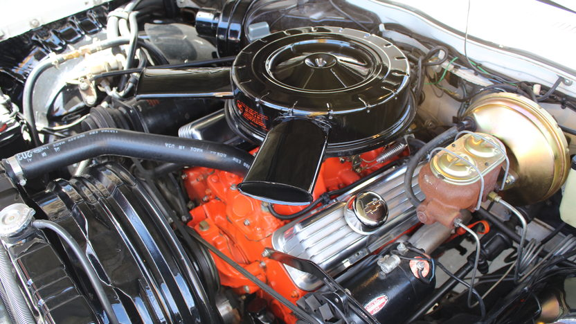 1961 Chevrolet Impala Convertible Crate 383 CI, Aluminum Heads presented as lot F192 at Monterey, CA 2013 - image3
