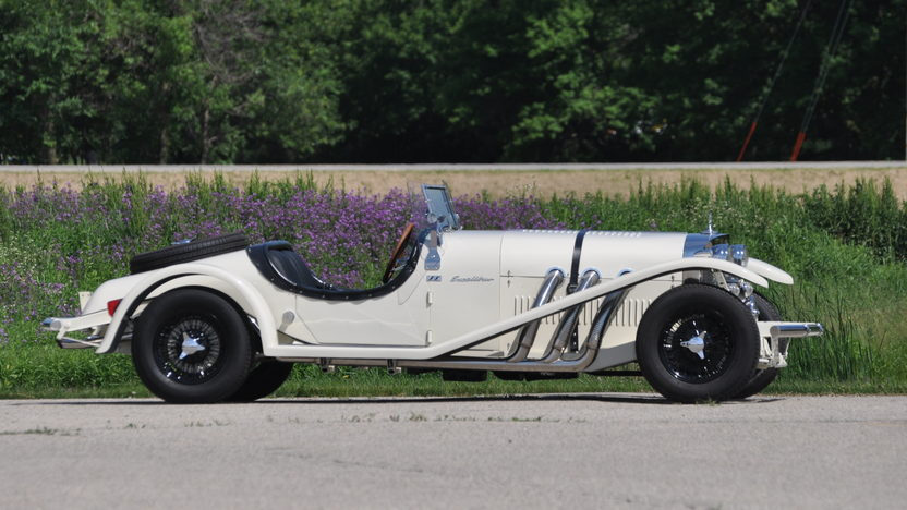 1968 Excalibur Roadster 327 CI, Automatic presented as lot S43 at Monterey, CA 2013 - image10