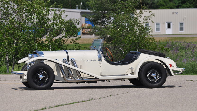1968 Excalibur Roadster 327 CI, Automatic presented as lot S43 at Monterey, CA 2013 - image2