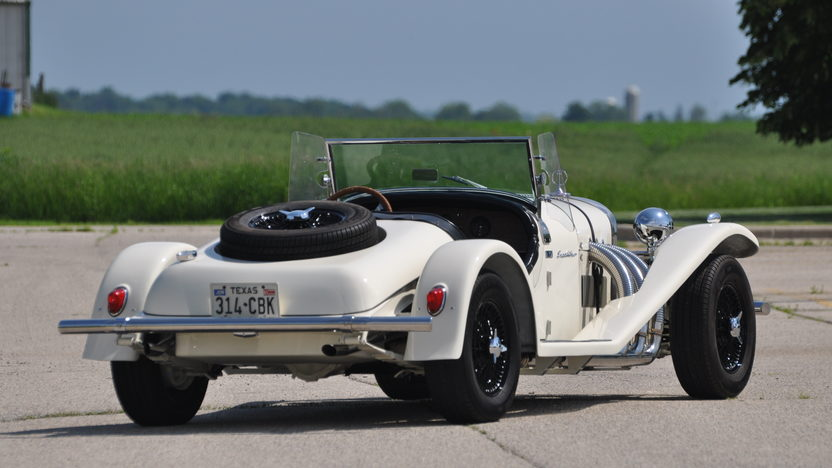 1968 Excalibur Roadster 327 CI, Automatic presented as lot S43 at Monterey, CA 2013 - image3