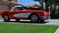 1961 Chevrolet Corvette Convertible 383 CI, 5-Speed presented as lot S45 at Monterey, CA 2013 - thumbail image11