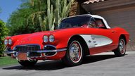 1961 Chevrolet Corvette Convertible 383 CI, 5-Speed presented as lot S45 at Monterey, CA 2013 - thumbail image12