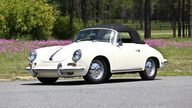 1963 Porsche 356B T6 Cabriolet presented as lot S63 at Monterey, CA 2013 - thumbail image9
