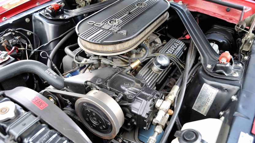 1968 Shelby GT350 Convertible 4-Speed, Factory Air, AACA National First presented as lot S72 at Monterey, CA 2013 - image6