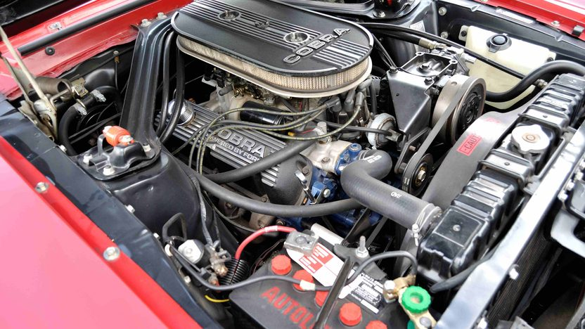 1968 Shelby GT350 Convertible 4-Speed, Factory Air, AACA National First presented as lot S72 at Monterey, CA 2013 - image7