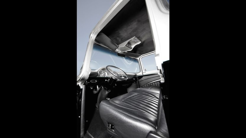 1956 Ford F100 Pickup 408/504 HP, Automatic presented as lot S83 at Monterey, CA 2013 - image4