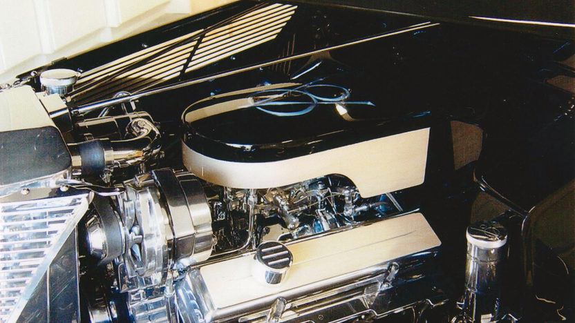 1937 Ford Woody Wagon 355 CI, Steel Body with Maple Paneling presented as lot S85 at Monterey, CA 2013 - image7